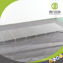 Manufacturer of Hot galvanizing Triangular Steel Floor for Farrowing Crates